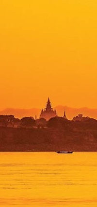 Yangon Sunset